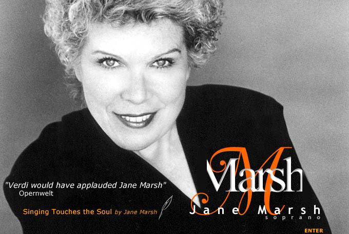 Jane Marsh, soprano
