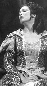 Donna Elvira in Mozart's Don Giovanni at the Teatro alla Scala under Francesco Molinari-Pradelli