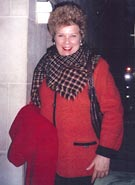 Jane Marsh at Mannes College, before September 2004 Lecture/Master Class, Building a Career in Opera (Including Reinvention)